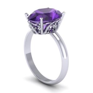 Dámský zlatý prsten Lolit